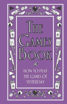 The games book cover image