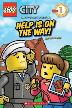 Help is on the way! cover image
