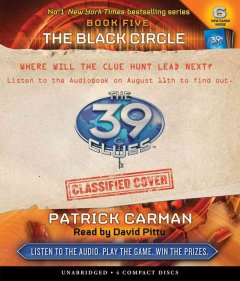 The black circle cover image