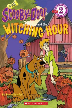 Scooby-Doo and the witching hour cover image