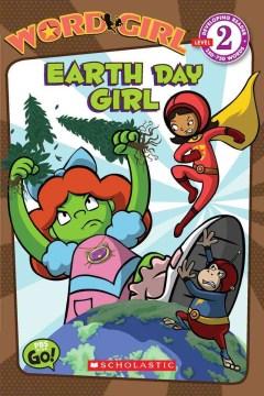 WordGirl. Earth day girl cover image