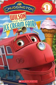 Wilson and the ice cream fair cover image