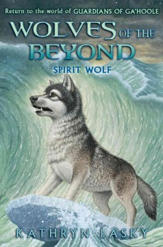 Spirit wolf cover image