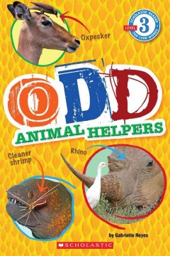 Odd animal helpers cover image
