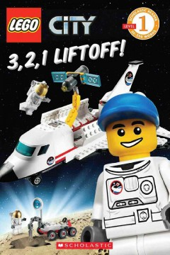 3, 2, 1, liftoff! cover image