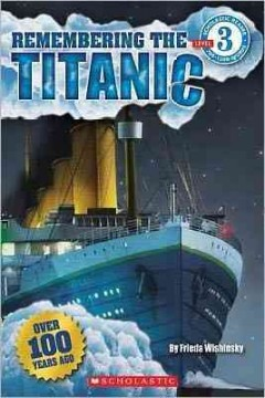 Remembering the Titanic cover image