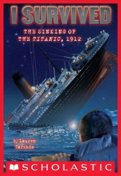 I survived the sinking of the Titanic, 1912 cover image