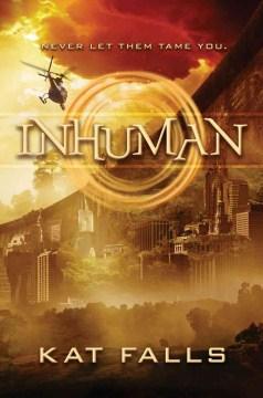 Inhuman cover image