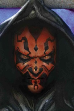 Star Wars : the wrath of Darth Maul cover image