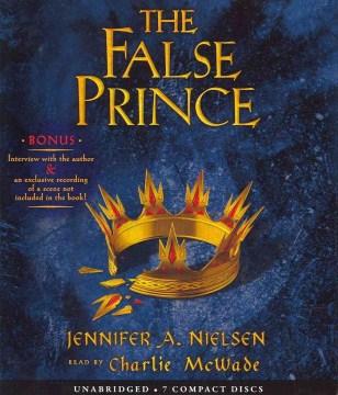The false prince cover image