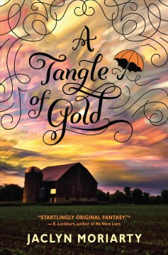 A tangle of gold cover image