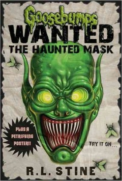 Wanted: the haunted mask cover image