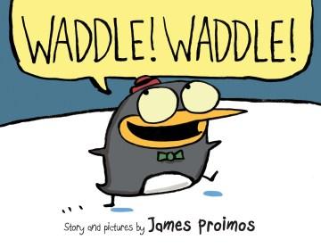 Waddle! Waddle! cover image