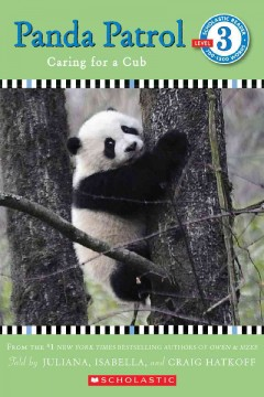 Panda patrol : caring for a cub cover image