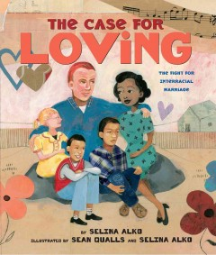 The case for loving : the fight for interracial marriage cover image