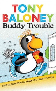 Buddy trouble cover image