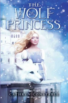 The wolf princess cover image