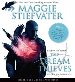The dream thieves cover image