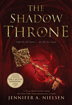 The shadow throne cover image