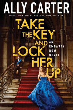 Take the key and lock her up cover image