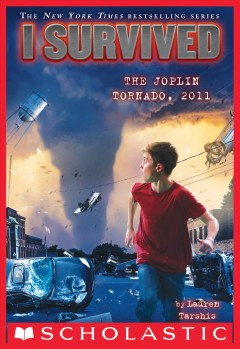 I survived the Joplin tornado, 2011 (I Survived #12) cover image