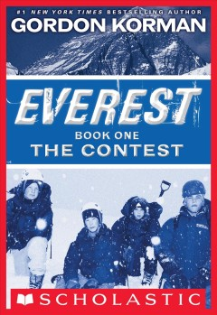Everest Book One: The Contest cover image