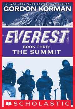 Everest Book Three: The Summit cover image