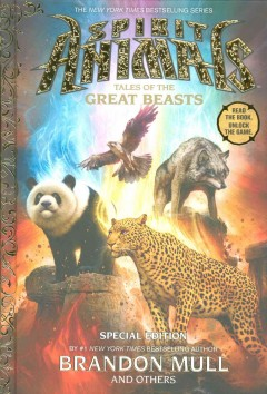 Tales of the great beasts cover image