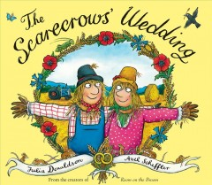 The scarecrows' wedding cover image