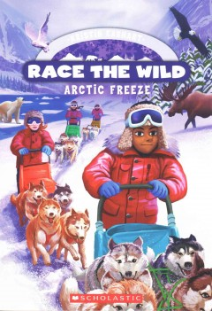 Arctic freeze cover image