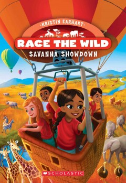 Savanna showdown cover image