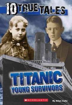 Titanic young survivors cover image