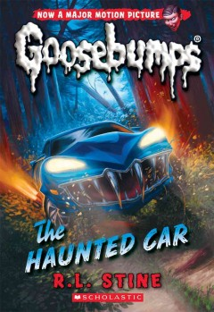The haunted car cover image