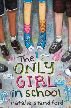The only girl in school cover image