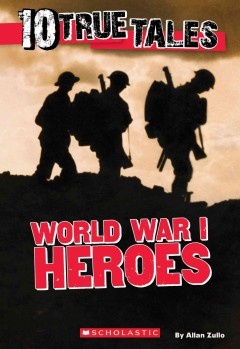 World War I heroes cover image