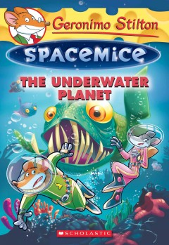 The underwater planet cover image