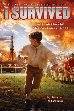 I survived the American Revolution, 1776 cover image