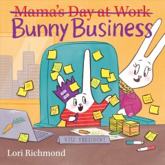 Bunny business cover image
