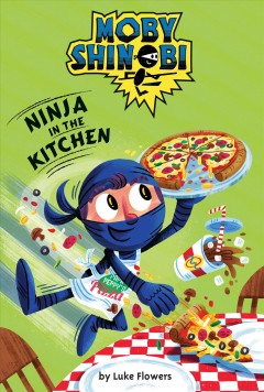 Ninja in the kitchen cover image