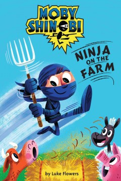 Ninja on the farm cover image