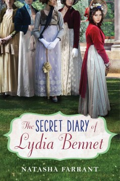 The secret diary of Lydia Bennet cover image