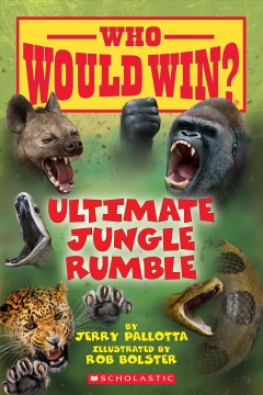 Ultimate jungle rumble cover image