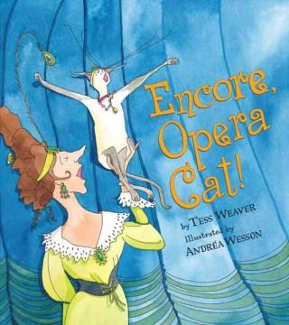 Encore, opera cat cover image
