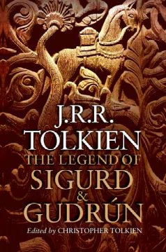 The legend of Sigurd and Gudrún cover image