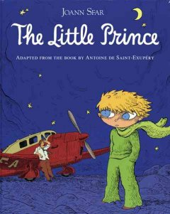 The little prince cover image