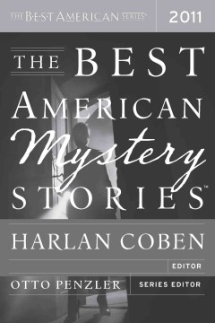 The best American mystery stories 2011 cover image