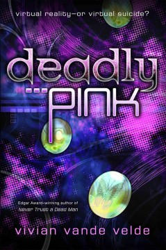 Deadly pink cover image