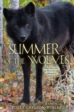 Summer of the wolves cover image