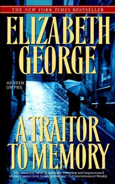 A traitor to memory cover image