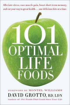 101 optimal life foods cover image